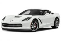 How Much is A New Corvette Stingray 2018 Chevrolet Corvette Stingray 2dr Coupe Pricing and Options