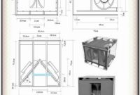 18x2 Glerr Sound Speaker Box Scheme For Outdoor Kvsub 25 Models